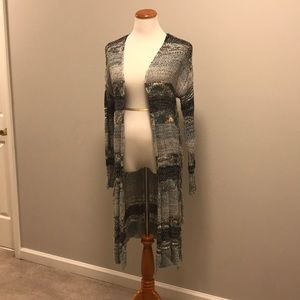 ONE A Cardigan Sweater
